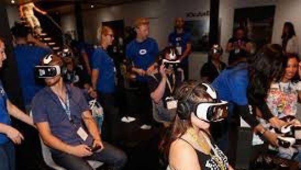 En París, el cine de realidad virtual da sus primeros pasos