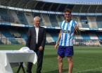 Racing presentó oficialmente a Rodrigo De Paul