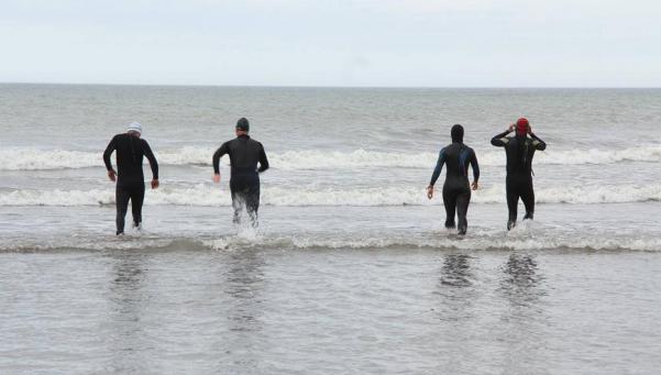 Cruce por la identidad, una travesía por los caídos en Malvinas