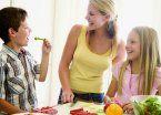 Cómo alimentar a los chicos en verano