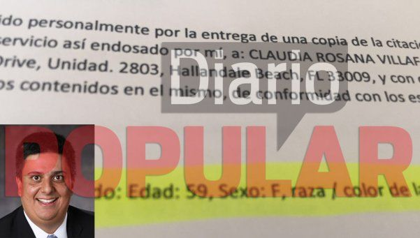 Exclusivo | Abogado de Diego: Voy a demostrar que Claudia es culpable