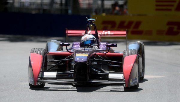 Sam Bird se quedó con la carrera de Fórmula E en Puerto Madero