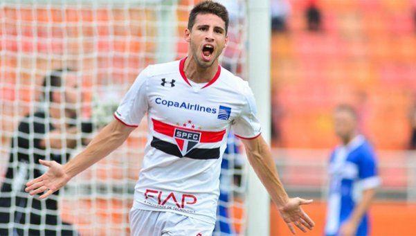 El San Pablo de Bauza goleó con dos goles de Calleri