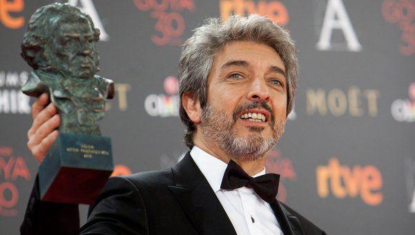 Ricardo Darín y El Clan, premiados en los Goya
