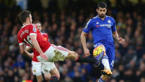 Chelsea empató 1 a 1 ante Manchester United