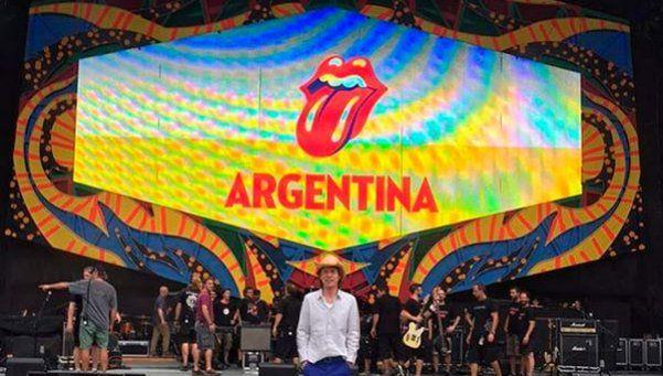 El mensaje de Jagger a los fans argentinos antes del debut en La Plata