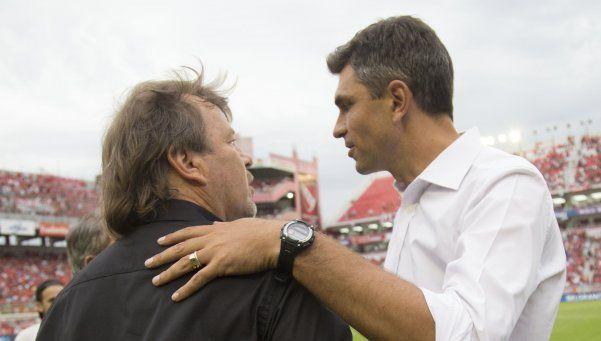 El reclamo de Pellegrino a los hinchas de Independiente