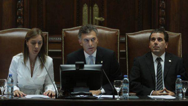 Macri abordará el 1º de marzo temas tributarios y penales