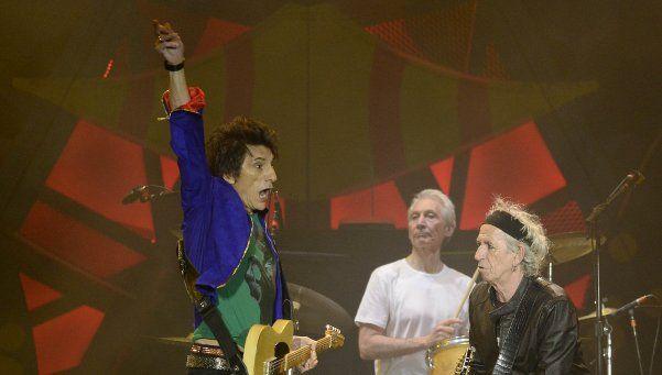 Los Rolling Stones hicieron vibrar a miles de fans en La Plata