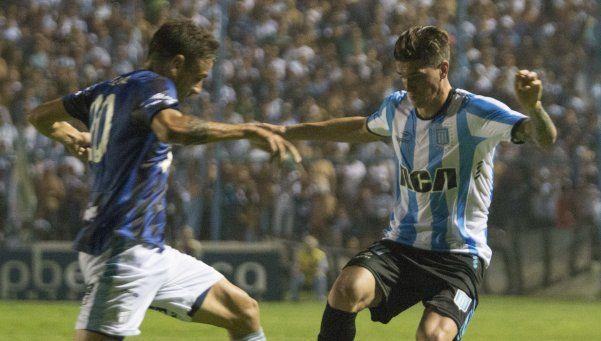 Racing lució a sus figuras pero cayó ante Atlético Tucumán