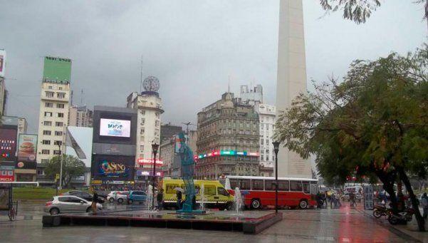 Tras la tormenta, la lluvia volverá a la Ciudad el lunes de Carnaval