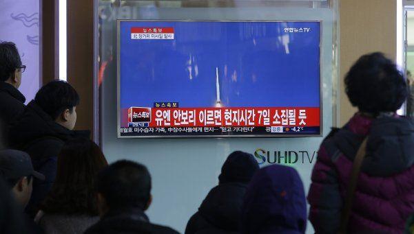 Corea del Norte desafía a la ONU con un lanzamiento de un cohete