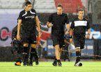 Tras la suspensión, River y Quilmes esperan que la lluvia les permita jugar