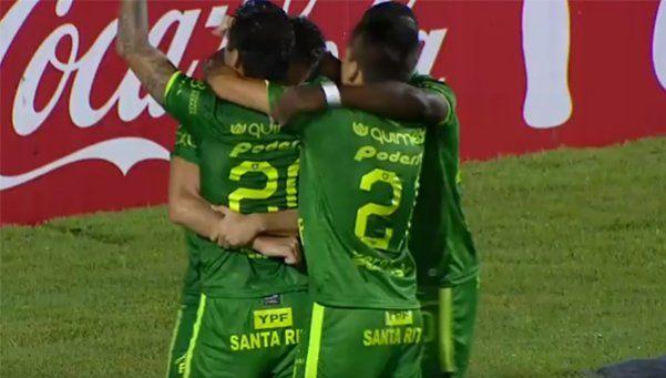 Vélez cayó frente a Sarmiento de Junín