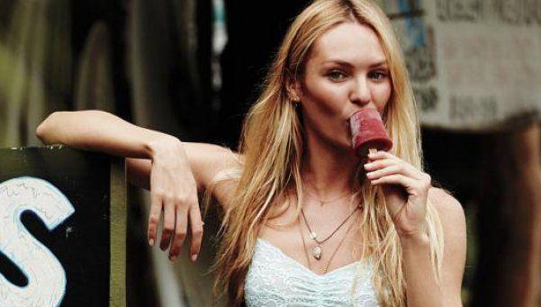 Candice Swanepoel sube el termómetro  del verano
