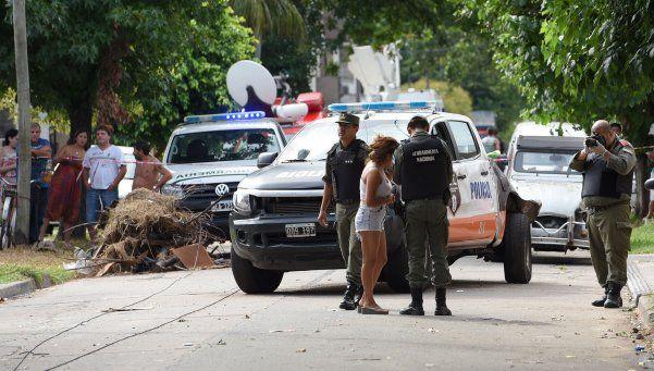 El policía que atropelló a la abuela no tenía registro