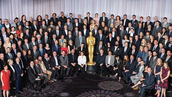 La foto de los Oscar que indignó a la comunidad negra