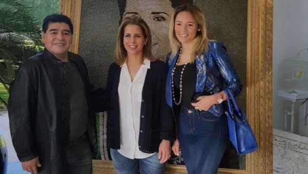 La FIFA, la gran obsesión de Maradona en este momento