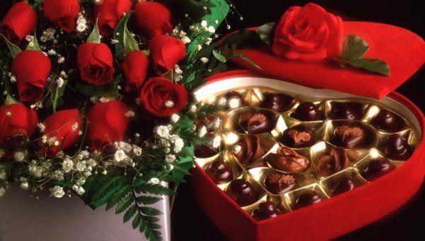 Por San Valentín se vendió más, pero se gastó menos