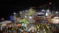 Los Carnavales del Río convocaron a una multitud