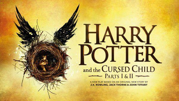 J.K. Rowling confirmó que en julio sale nuevo libro de Harry Potter