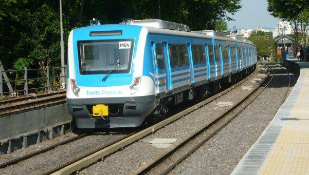 Recortaron servicios en la Línea Mitre por obras