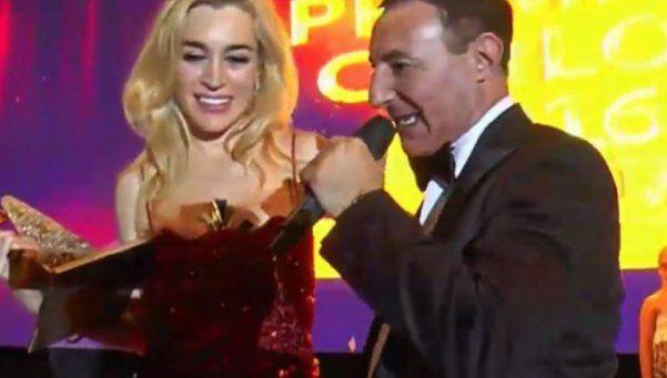 Fátima Flórez, de oro: fue la gran ganadora de los Carlos