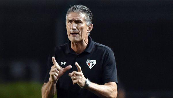 En la Libertadores, Bauza y Calleri volverán a enfrentarse con River