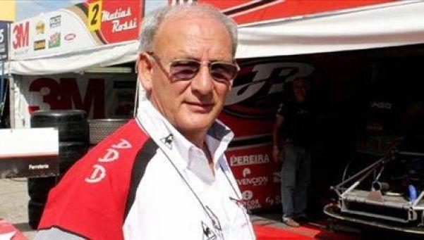 Guillermo Kissling dejó el TC y ahora se sumó a la Top Race