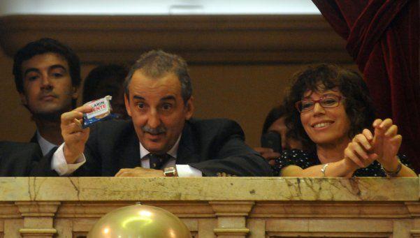 Bonadio procesó a Guillermo Moreno por usar cotillón contra Clarín
