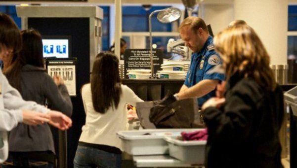 EEUU decomisó 2.100 armas cargadas de viajeros en aeropuertos