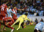 Copa del Rey: Sevilla, con un gol de Banega, clasificó a la final