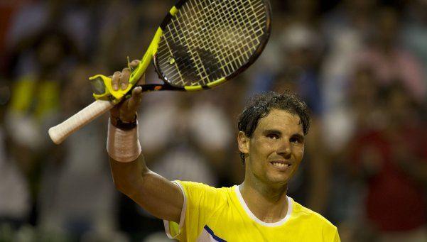Nadal superó a Mónaco y el ATP de Buenos Aires se quedó sin argentinos