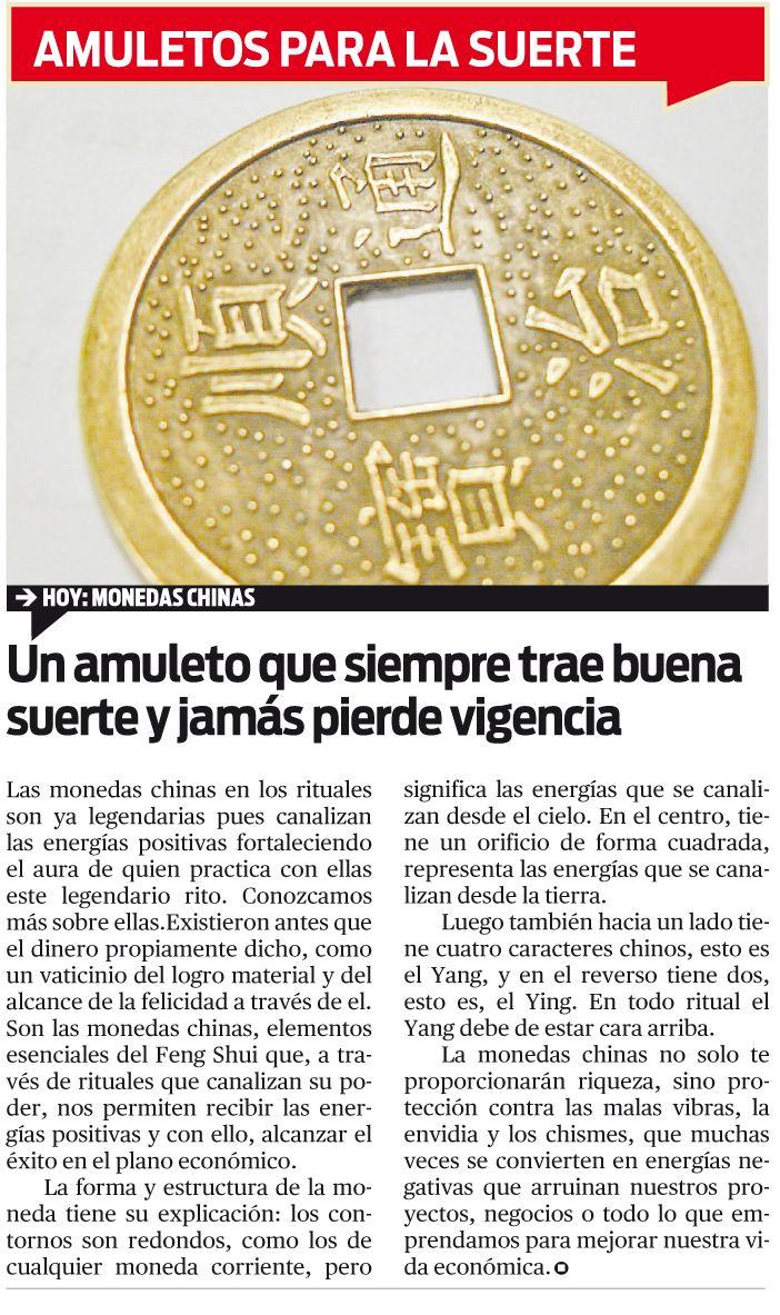 EL AMULETO DE LA SUERTE
