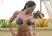 Michelle Lewin, el cuerpo más hot de Venezuela