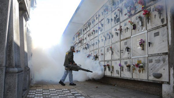 Comunas aclararon que no realizan fumigaciones domiciliarias contra el dengue