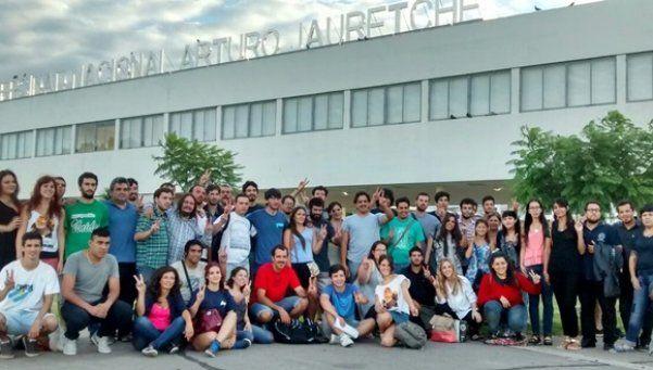 Universatarios del Conurbano se unen para luchar por el boleto estudiantil