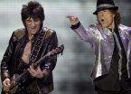 Mick Jagger fue padre por octava vez a los 73 años
