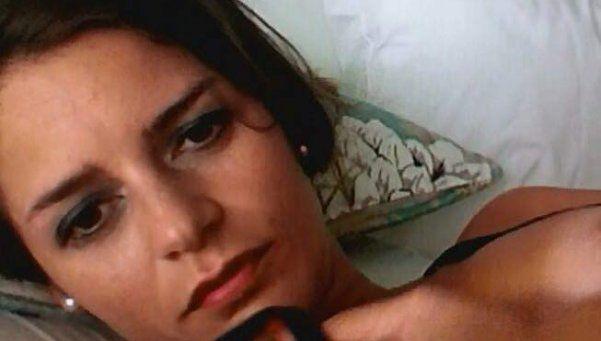 Se filtró un video íntimo porno de Romina Ricci