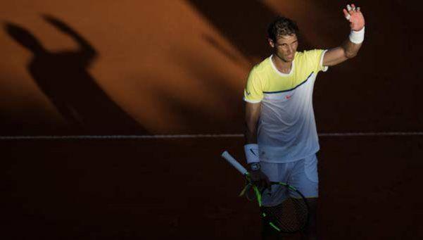 "Rafa Nadal: Este calor extremo no es para practicar deporte profesional"""