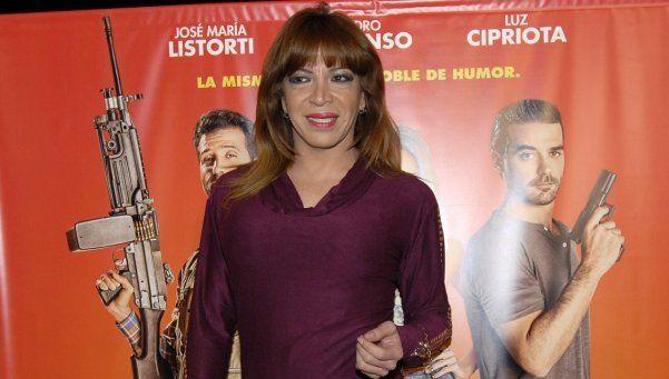 "Lizy Tagliani dijo que la fama llegó a ""marearla"""