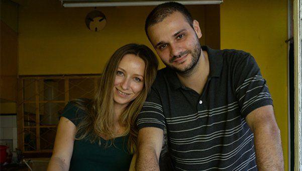 San Valentín: lo conoció jugando al Preguntados y vino desde Rusia por amor