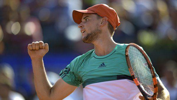 Thiem, campeón del Argentina Open