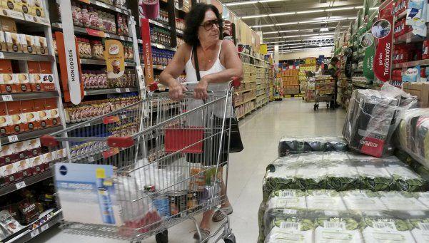 Suba de precios: el 90% de la gente cambió sus hábitos de compra