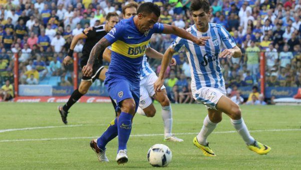 Tevez: El Vasco o la dirigencia decidirán qué va a pasar