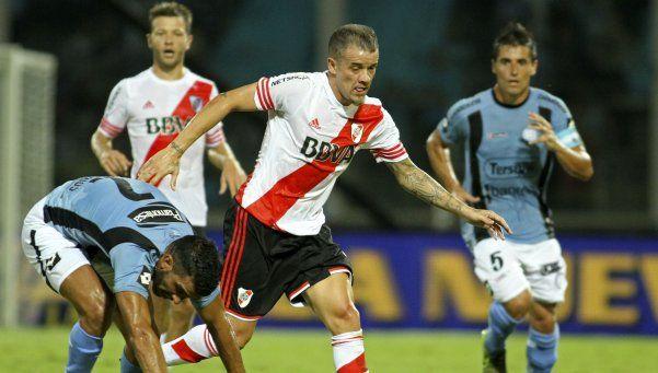 Belgrano amargó a River en la vuelta de DAlessandro