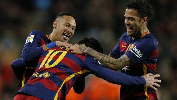 """Messi: """"No me interesan los records, prefiero un título"""""""