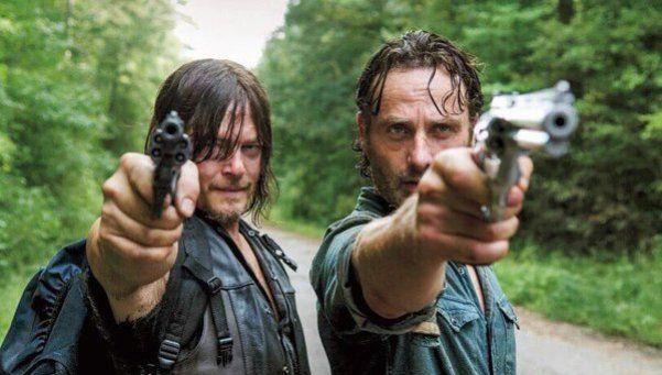 Tras las vacaciones, regresa The Walking Dead