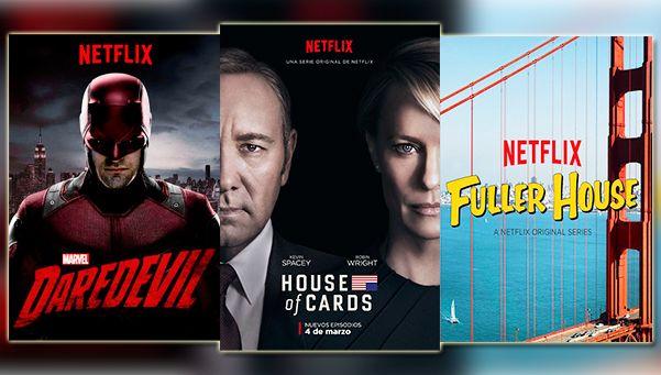 Trailers | Netflix presentó sus nuevas series