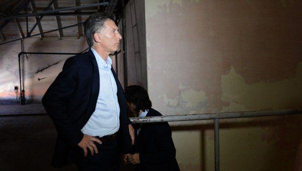 Macri, de la sorpresa en la ex ESMA a los Rolling del PAMI